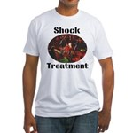 Shock Treatment Fitted T-Shirt
