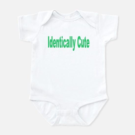 Twin T-Shirts Infant Bodysuit