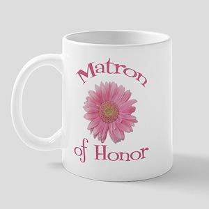 Daisy Matron of Honor Mug