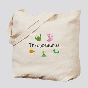 Tracyosaurus Tote Bag