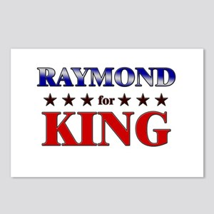 RAYMOND for king Postcards (Package of 8)