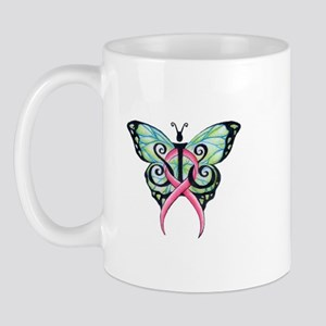 sis clean butterly Mugs