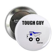 TOUGH GUY (KIDS DESIGN) Button