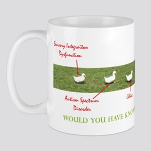 Disability Ducks Mug