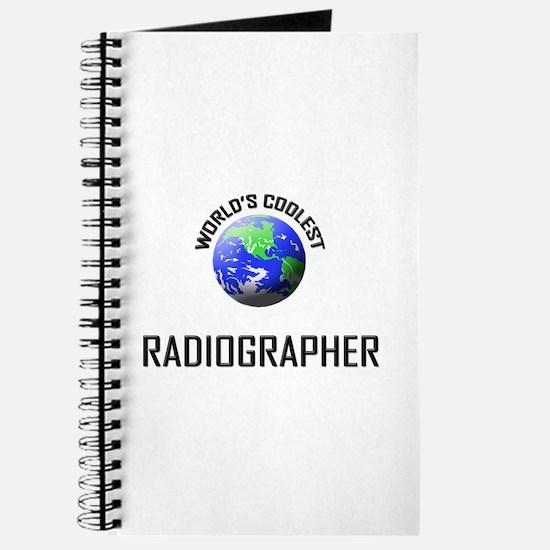 World's Coolest RADIOGRAPHER Journal