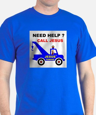 JESUS TOWING T-Shirt