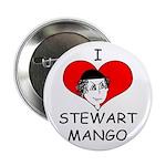 """Stewart Mango 2.25"""" Button"""