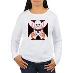 X Women's Long Sleeve T-Shirt