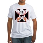 X Fitted T-Shirt