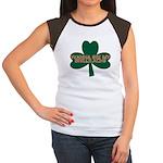 Wanna See My Shillelagh? Women's Cap Sleeve T-Shir