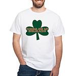 Wanna See My Shillelagh? White T-Shirt