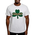Wanna See My Shillelagh? Light T-Shirt