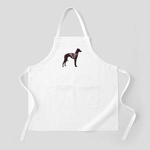 BFF Italian Greyhound BBQ Apron