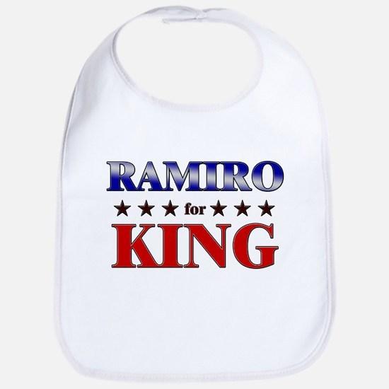 RAMIRO for king Bib