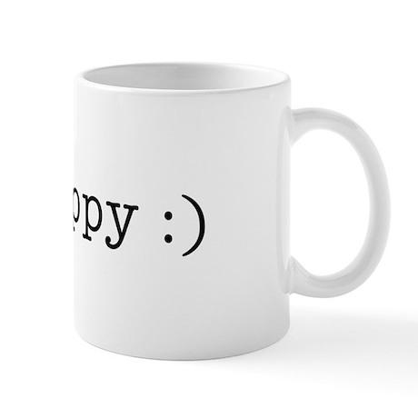 Blog Happy Mug