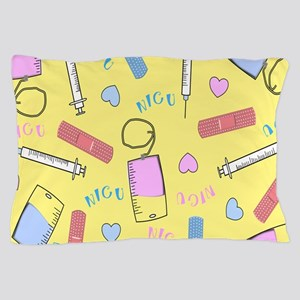 NICU Nurse Pillow Case