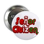 """Senor Citizen Button - 2.25"""""""