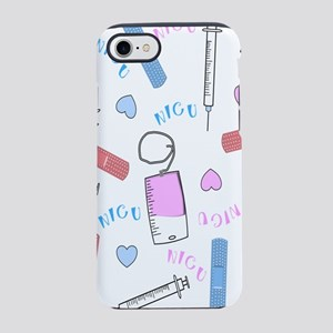NICU Nurse iPhone 8/7 Tough Case