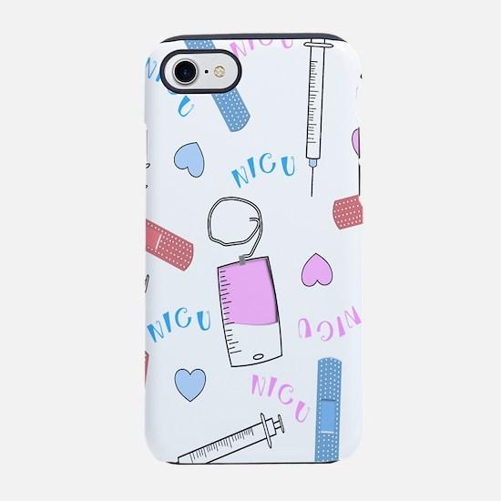 NICU Nurse iPhone 8/7 Tough Case