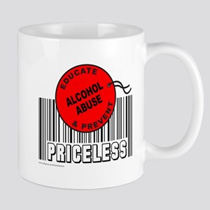 EDUCATE AND PREVENT ALCOHOL ABUSE Mug