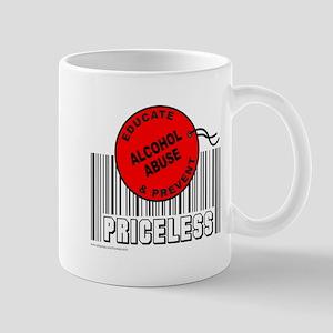 EDUCATE AND PREVENT ALCOHOL ABUSE Mug