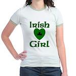 Irish Girl Jr. Ringer T-Shirt