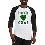 Irish Girl Baseball Jersey
