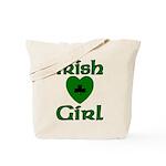 Irish Girl Tote Bag