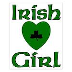 Irish Girl Small Poster