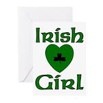 Irish Girl Greeting Cards (Pk of 20)