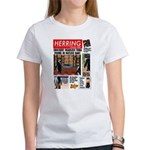 Trashy Penguin Tabloid Women's T-Shirt