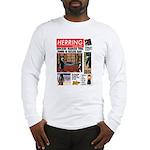 Trashy Penguin Tabloid Long Sleeve T-Shirt