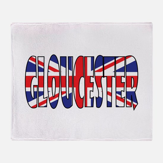 Gloucester Throw Blanket