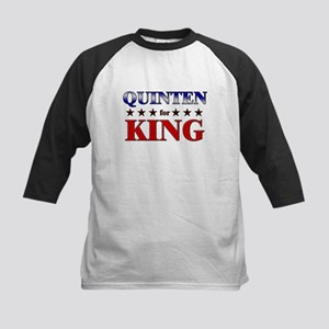 QUINTEN for king Kids Baseball Jersey