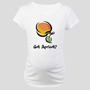 Got Apricot Maternity T-Shirt