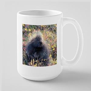Porcupine Large Mug