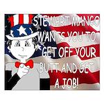 Stewart Mango Poster