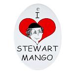 Stewart Mango Ornament