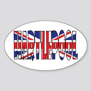 Hartlepool Sticker