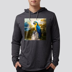 Beautiful Blue And Yellow Parr Long Sleeve T-Shirt