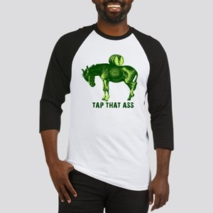 Tap That Ass Donkey Beer Keg Baseball Jersey