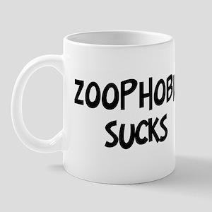 zoophobia sucks Mug