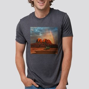 Rainbow In Grand Canyon T-Shirt