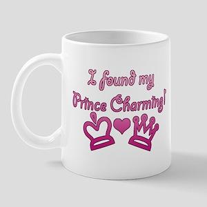 found my prince Mug