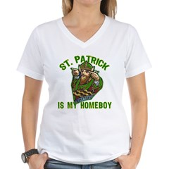 St Patrick is My Homeboy Shirt