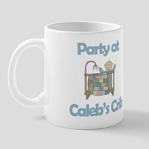 Party at Caleb's Crib Mug