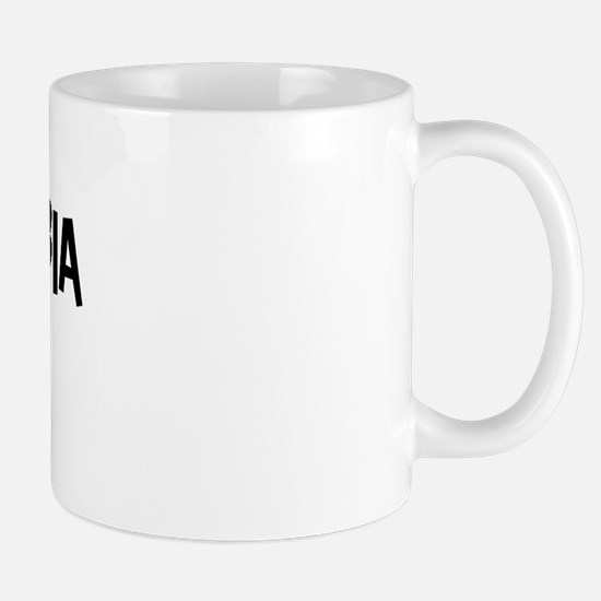kopophobia sucks Mug