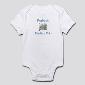 Party at Carter's Crib Infant Bodysuit