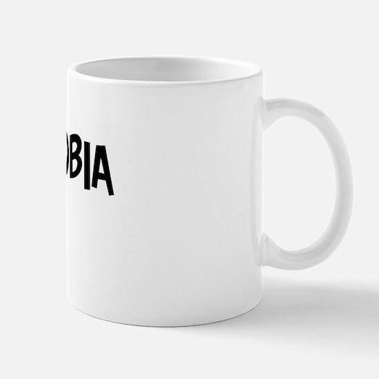 coprophobia sucks Mug