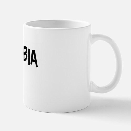 nephophobia sucks Mug
